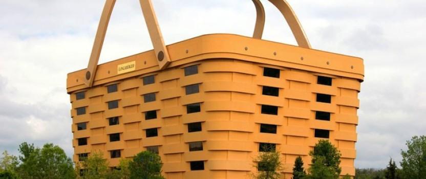 Folly Fridays: Longaberger Basket
