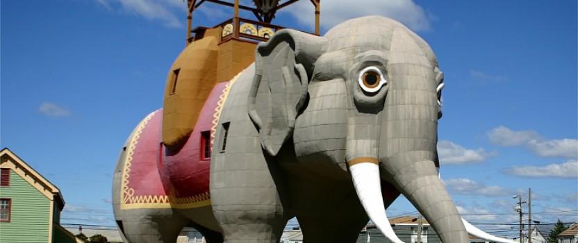 Folly Fridays: Lucy the Elephant